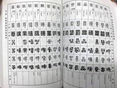画像2: 常用篆刻字典