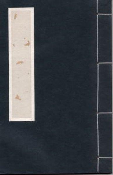 画像1: 印譜帳 連史紙 大 (1)