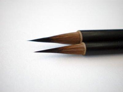 画像2: 篆刻用小筆 呉昌碩モデル 小